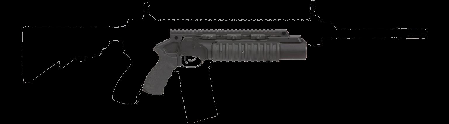 9″ M203 Pistol