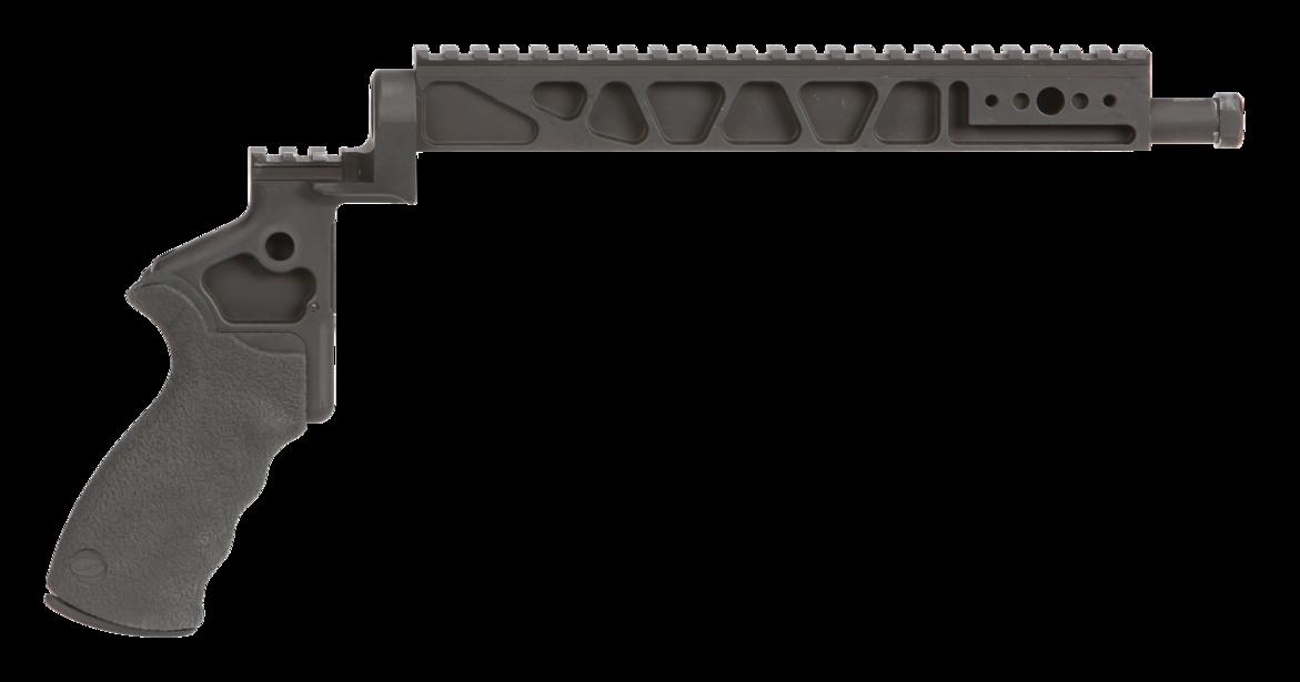 Barrel Mount Pistol Grip Frame
