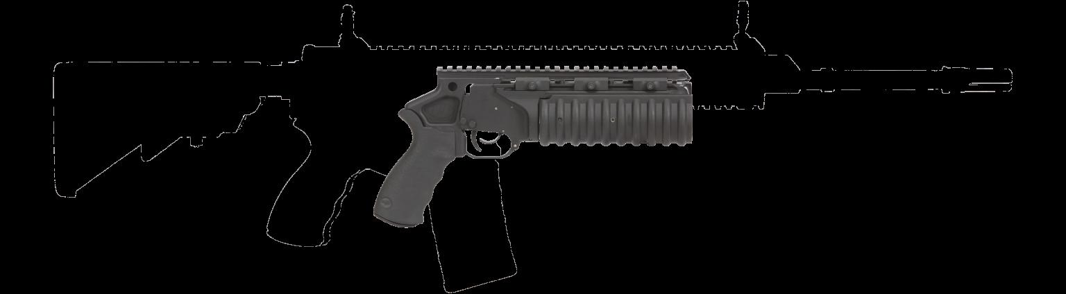 Shorty 40 Pistol