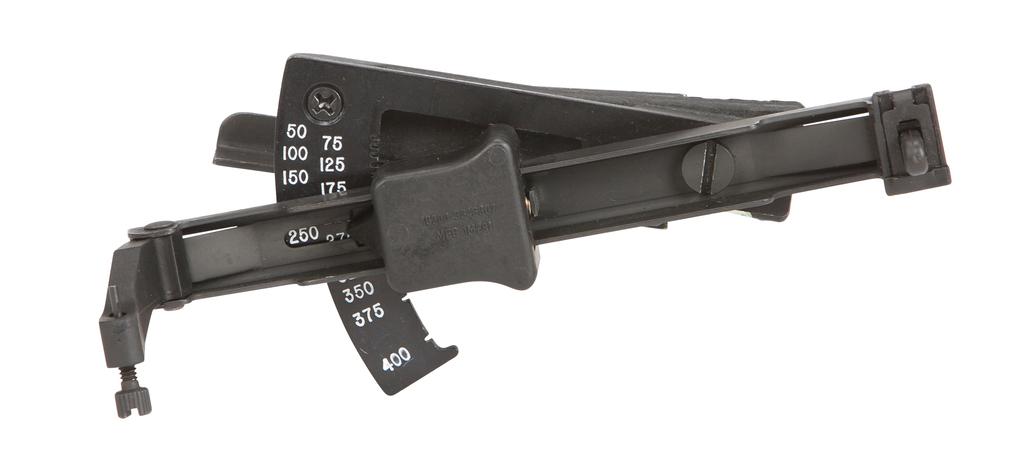 M203 Quadrant Sight, A2/A1 Mounted