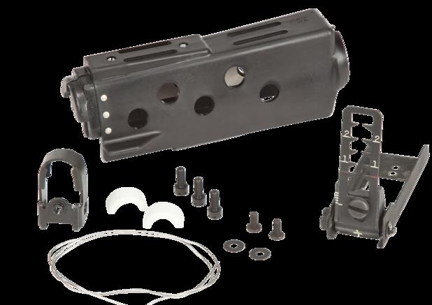 M203 Carbine Length Mounting Kit